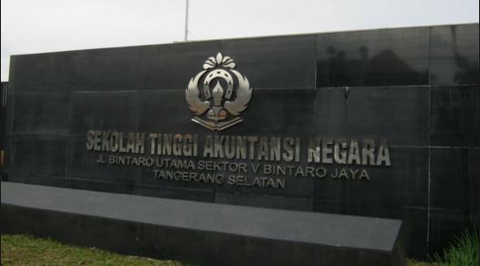 Gambaran Sekolah Tinggi Akuntansi Negara Jakarta