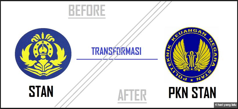 PKN STAN Logo Baru !