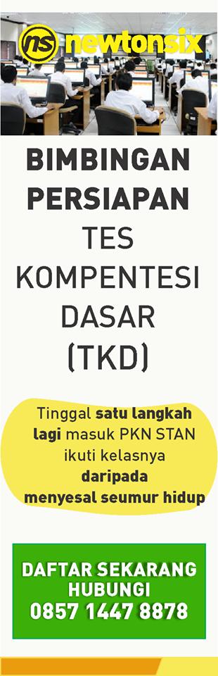 Infi Bimbel Khusus TKD STAN di Bandung