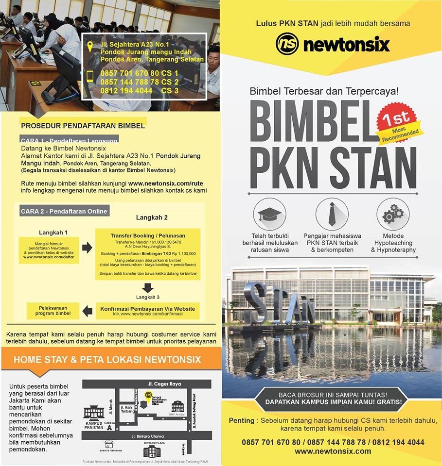 Tempat Les TKD PKN STAN di Jakarta