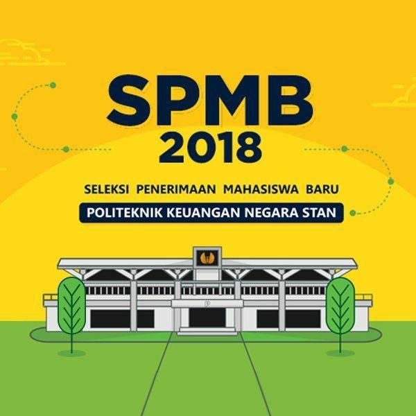 SPMB PKN STAN 2018